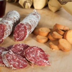 Strolghino Salami - 0,25 kg - Salumificio del Buongustaio