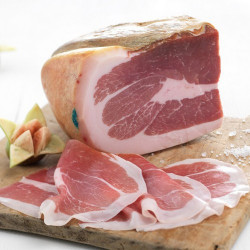 Culaccia Local Ham (about 3 kg) Salumificio Bonini