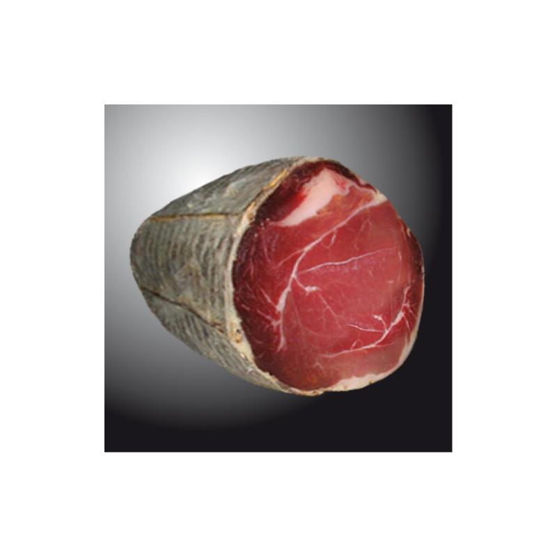Fiocco of shoulder (about 1 kg) Salumificio del Buongustaio