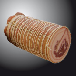 Seasoned Pancetta (about 900 gr) Salumificio del Buongustaio