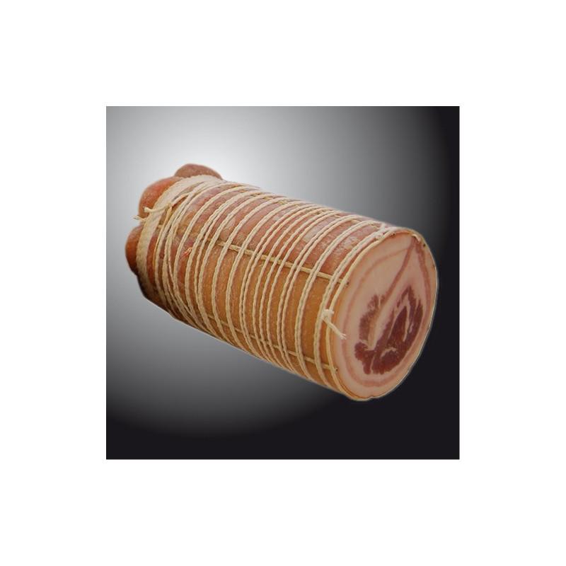 Seasoned Pancetta (about 900 gr) Salumificio del Buongustaio