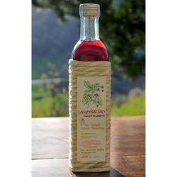 """Liquore Lamponcino - 500 ml Azienda Agriapistica Biologica """"La Natura"""""""