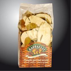 "Dried Porcino Mushroom Bag ""Boletus edulis"" 100g - Raffaelli Funghi"