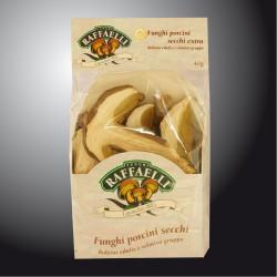 Funghi Porcini essiccati Extra - 40 g Raffaelli Funghi