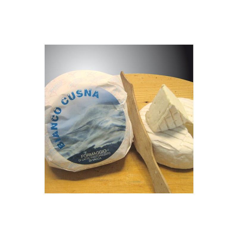 White Cusna Cheese 600-650 g - Latteria Pascoli Alti
