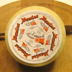 Cow's Milk Formaggella – 500/550 g - Latteria Pascoli Alti