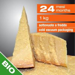 Parmesan Cheese Bio 24 months 1 Kg