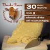 """Parmigiano Reggiano """"Vacche Rosse"""" 30 mesi - 500 g"""
