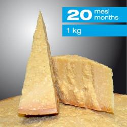 Parmigiano Reggiano D.O.P. 20 months 1 kg