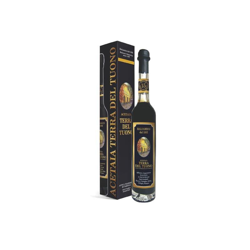 Terra del Tuono's Ancient Balsamic Condiment Black Label 100 ml