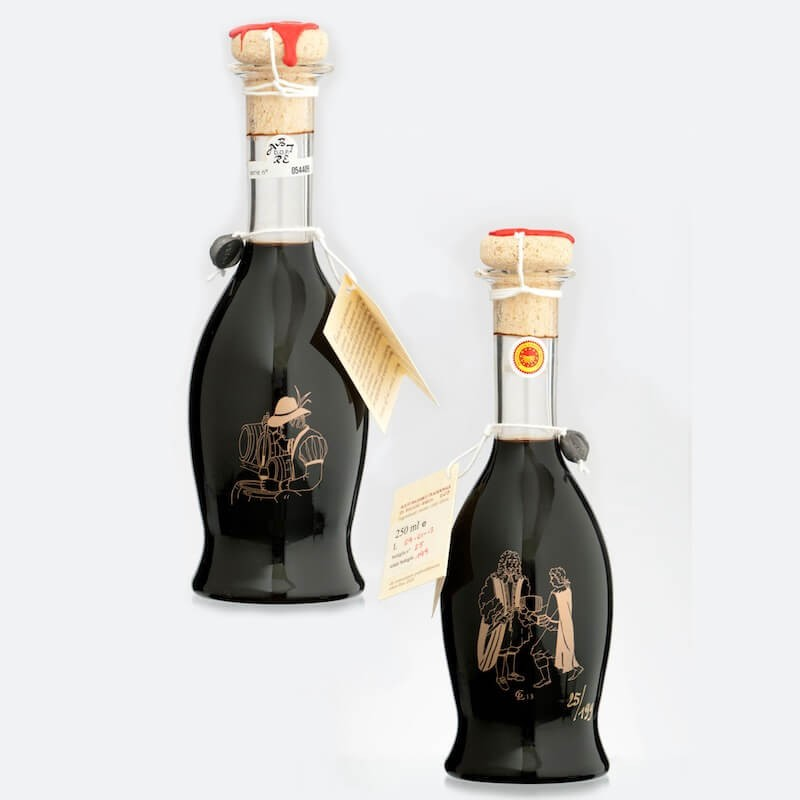 "Traditional Vinegar  250 ml ""limited edition GL 13"" - Acetaia Cavalli"
