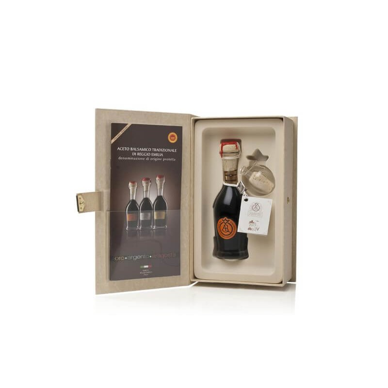 Aragosta Seal 100 ml - Traditional Reggio Emilia Balsamic Vinegar - Castelli