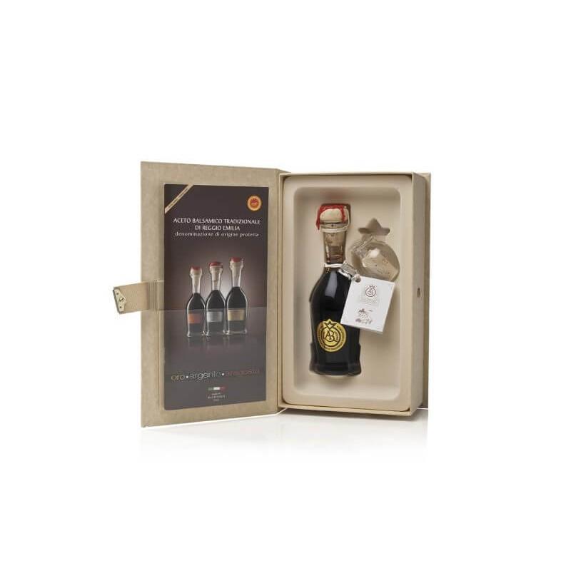 Oro Seal of Approval 100 ml - Traditional Balsamic Vinegar from Reggio Emilia