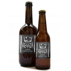 """""""Reggia"""" Pils Beer - 33 Cl..."""