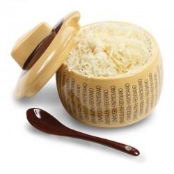 PR321GCUC18 FORMAGGERA CON CUCCHIAIO e formaggio