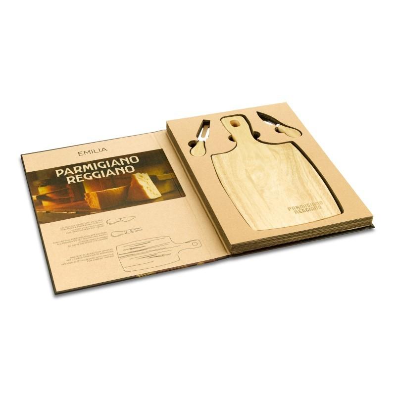 PREMILIA (2)_book set con tagliere in legno aperto MR
