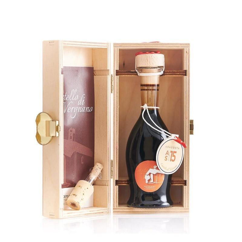 Aceto Tradizionale 100 ml Affinato AS 15 - Acetaia Castello di Vergnano