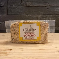 "Grano Saraceno BIO - 400 gr- Az. Agricola ""Riverzana"""