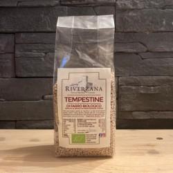 """Organic spelled Semolina - 500 gr - """"Riverzana""""Farm"""