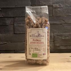 "Organic spelled ""Fusilli"" - 350 gr - ""Riverzana""Farm"