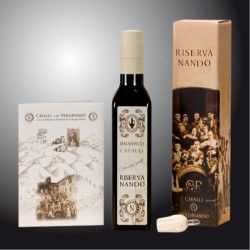 "Balsamic ""Riserva Nando"" - Vinegar Factory Cavalli 250ml"