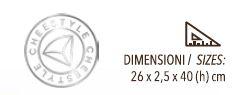 PRELISSA dimensions